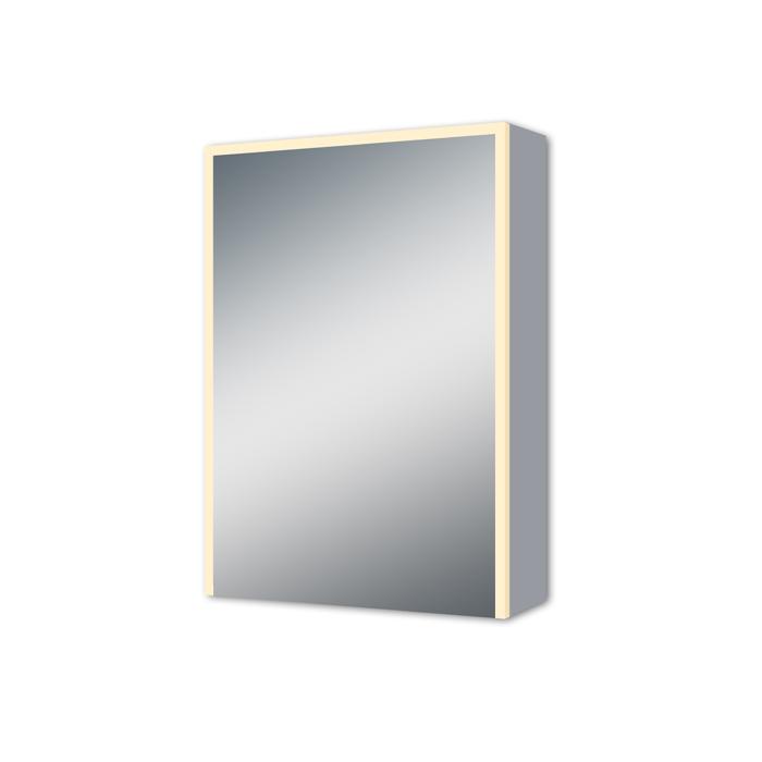 Linnie speilskap 50cm m LED belysning og stikkontakt