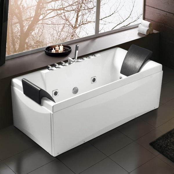 badekar massasje Badnor.no   Charo innvendig massasjebad 175x82cm badekar massasje